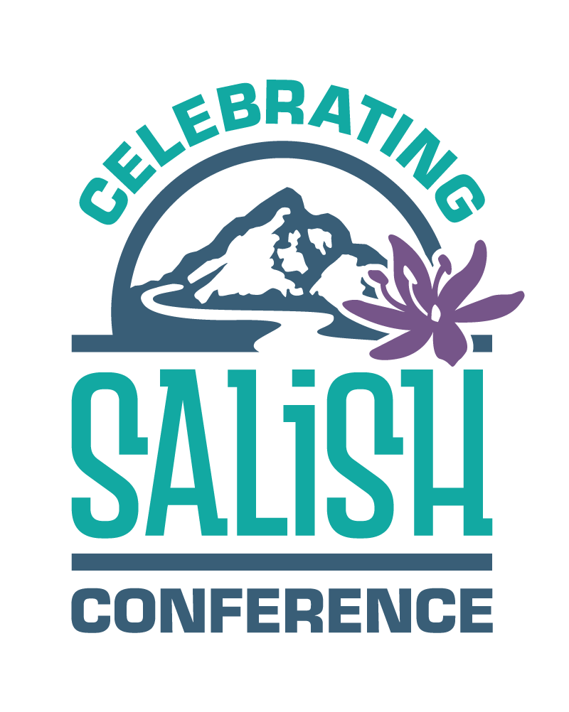 Celebrating Salish Conference Logo